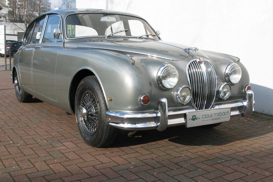 Jaguar MKII 3.8 ltr 1965 Mirbach & Dost